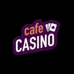 cafe casino logo best us gambling sites 2021 at liberty gambling